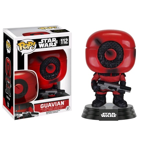 Pop! Vinyl - Star Wars - Episode VII The Force Awakens - Guavian