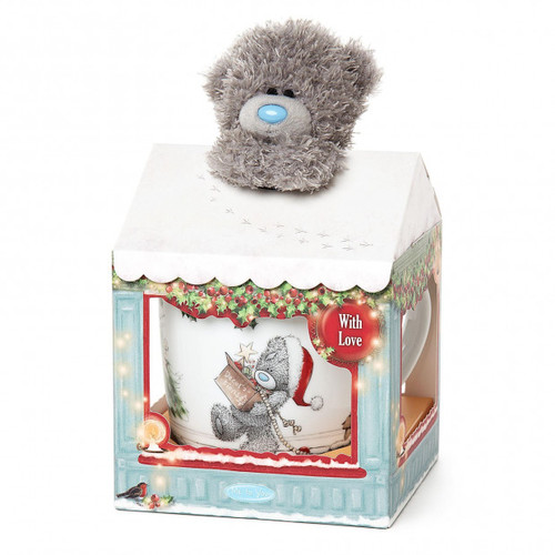 Tatty Teddy Me to You - Christmas Mug and Plush Gift Set