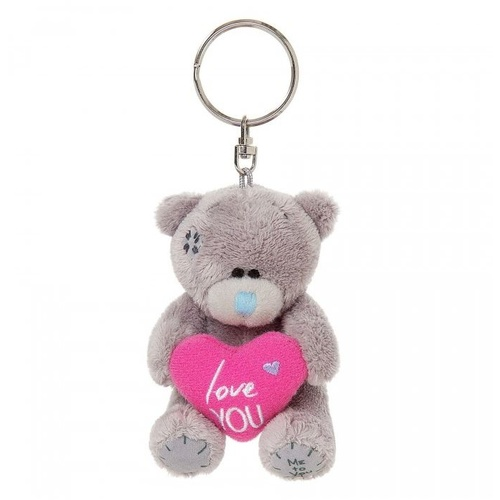 Tatty Teddy Me to You Keyring - Love You