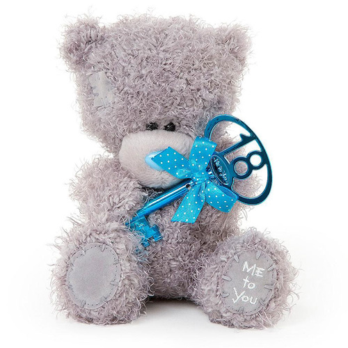 Tatty Teddy 18th Birthday Key Me to You Bear