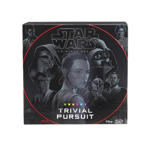 Trivial Pursuit Star Wars The Black Series