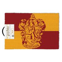 Harry Potter Doormat - Gryffindor Crest