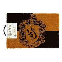 Harry Potter Doormat - Hufflepuff Crest
