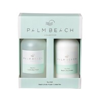 Palm Beach Collection Wash & Lotion Gift Set - Sea Salt