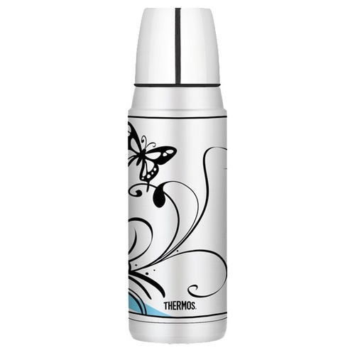Thermos Classic Vacuum Flask 480ml Butterfly