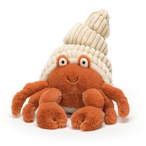Jellycat - Herman Hermit - Medium