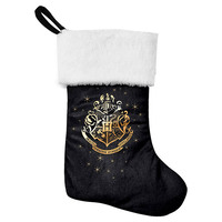 Harry Potter - Christmas Stocking Hogwarts Crest