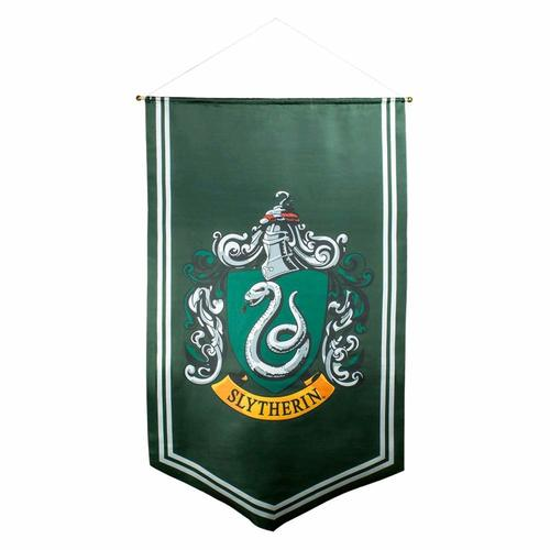 Harry Potter - Slytherin Satin Banner