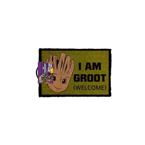Marvel Doormat - Guardians Of The Galaxy I Am Groot