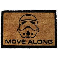 Star Wars Classic Doormat - Move Along