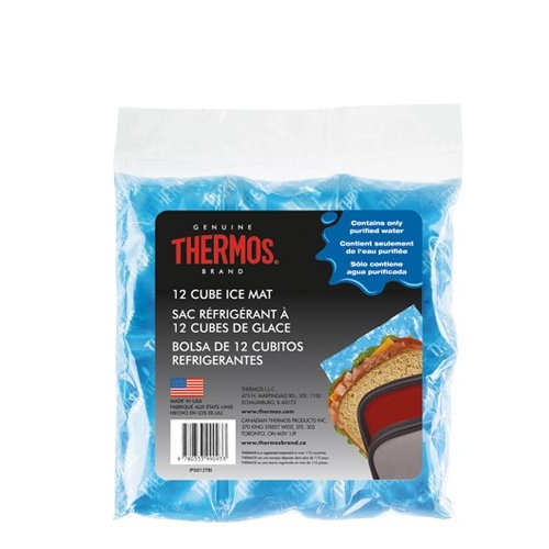 Thermos Reusable Ice Mat 12 Cube