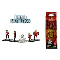 Metalfigs Nano - Disney Incredibles - 5 Pack