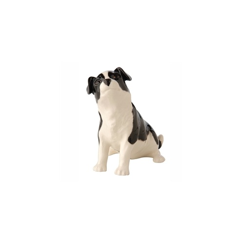 John Beswick Border Collie Pup