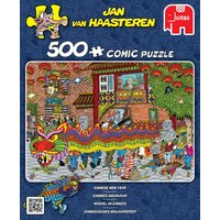 Jan Van Haasteren Puzzle 500pc - Chinese New Year