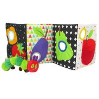 The Very Hungry Caterpillar Soft Book - In & Out