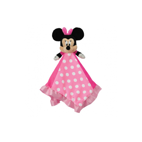 Disney Baby Snuggle Blanky - Minnie  Mouse