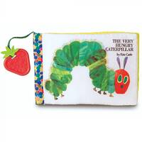 The Very Hungry Caterpillar Soft Book - Caterpillar