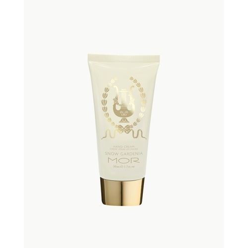 MOR Little Luxuries Hand Cream 50ml - Snow Gardenia