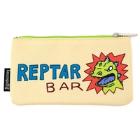 Loungefly Rugrats - Reptar Pouch