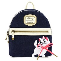 Loungefly Disney Aristocats - Marie Denim Mini Backpack