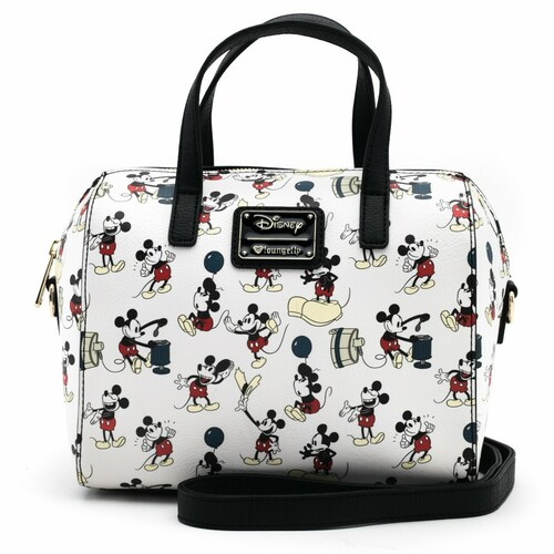 Loungefly Disney Mickey Mouse - Mickey Print Handbag