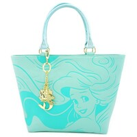 Loungefly Disney The Little Mermaid - Ariel Ocean Tote Bag