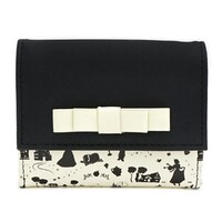Loungefly Disney Princess - Black And White Multi Princess Wallet