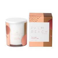 Palm Beach Collection Limited Edition Standard Candle - Teak & Amber