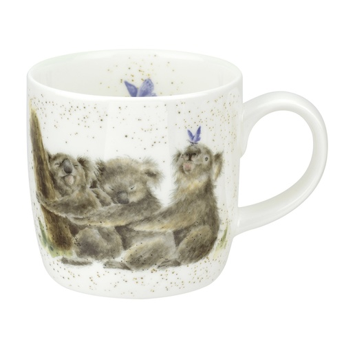 Royal Worcester Wrendale Koala Mug