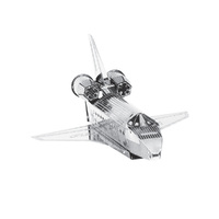 Metal Earth - 3D Metal Model Kit - Space Shuttle Atlantis
