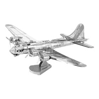 Metal Earth - 3D Metal Model Kit - B-17 Flying Fortress