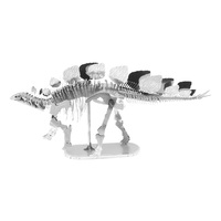 Metal Earth - 3D Metal Model Kit - Dinosaur Stegosaurus Skeleton