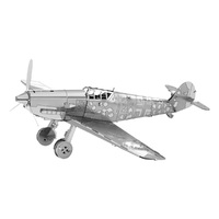 Metal Earth - 3D Metal Model Kit - Messerschmitt Bf-109