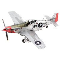 Metal Earth - 3D Metal Model Kit - P-51D Mustang Sweet Arlene
