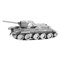 Metal Earth - 3D Metal Model Kit - T-34 Tank
