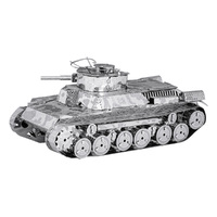 Metal Earth - 3D Metal Model Kit - Chi Ha Tank