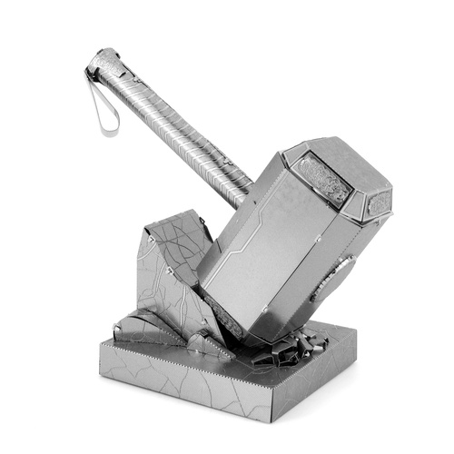 Metal Earth - 3D Metal Model Kit - Avengers - Thor's Hammer