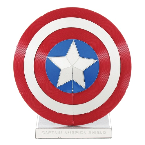 Metal Earth - 3D Metal Model Kit - Avengers - Captain America's Shield