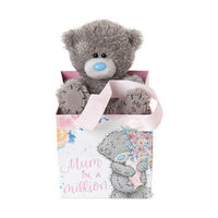 Tatty Teddy Me To You Mothers Day - Plush in Bag Mum in a Million