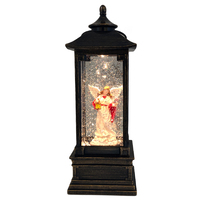 Religious Gifting Christmas Water Lantern  - Angel