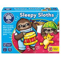 Orchard Toys Game - Sleepy Sloths