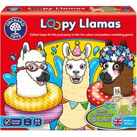Orchard Toys Loopy Llamas Game
