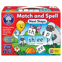 Orchard Toys Match & Spell Next Steps Game