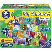 Orchard Toys Big Alphabet Jigsaw & Poster 26pc