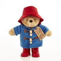 Paddington Bear Plush - Classic Paddington with Boots 23cm
