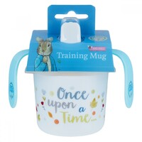 Beatrix Potter Peter Rabbit Training Mug - Classic Peter Rabbit