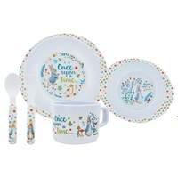 Beatrix Potter Peter Rabbit 5 Piece Dinner Set - Classic Peter Rabbit
