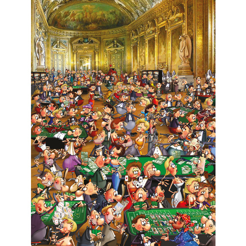 Piatnik Ruyer Casino Puzzle (1000 pieces)