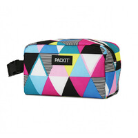 Packit Freezable Snack Box - Triangle Stripes