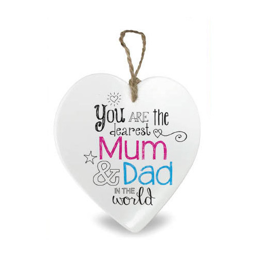 Message From The Heart - Mum & Dad